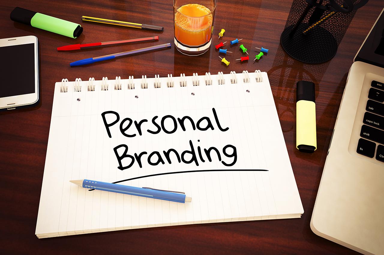 personal branding with Muhammad Hayat 2019