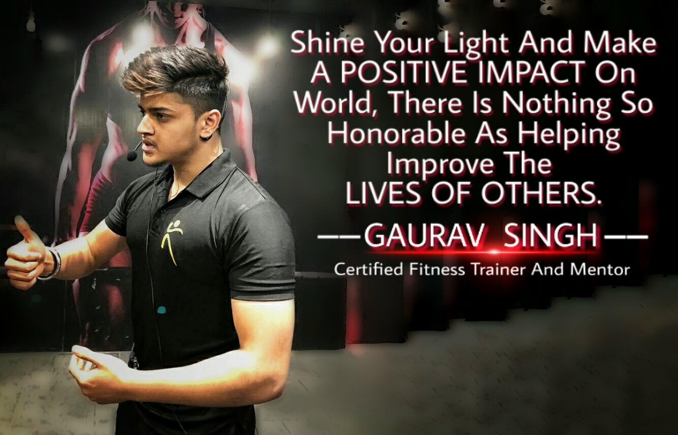 Youngest Alpha Male aka Gaurav Singh reveals about his chiseled physique