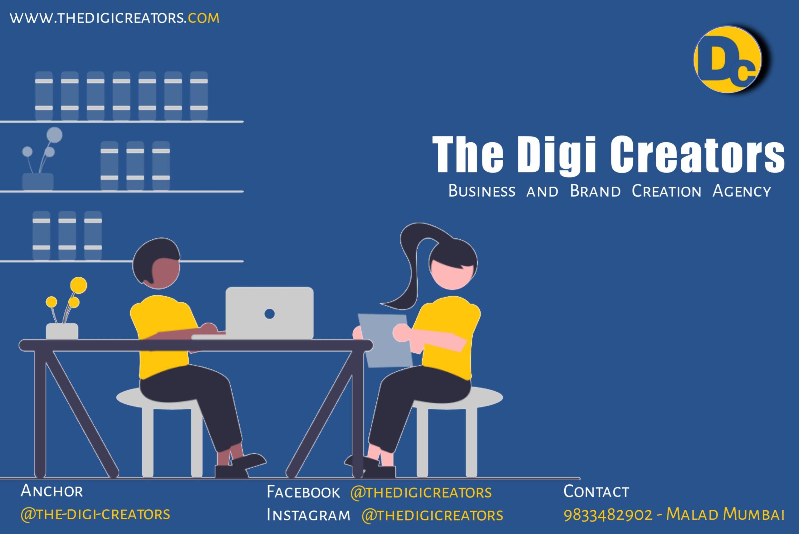 Thedigicreators - Digital Marketing Agency in Mumbai Malad