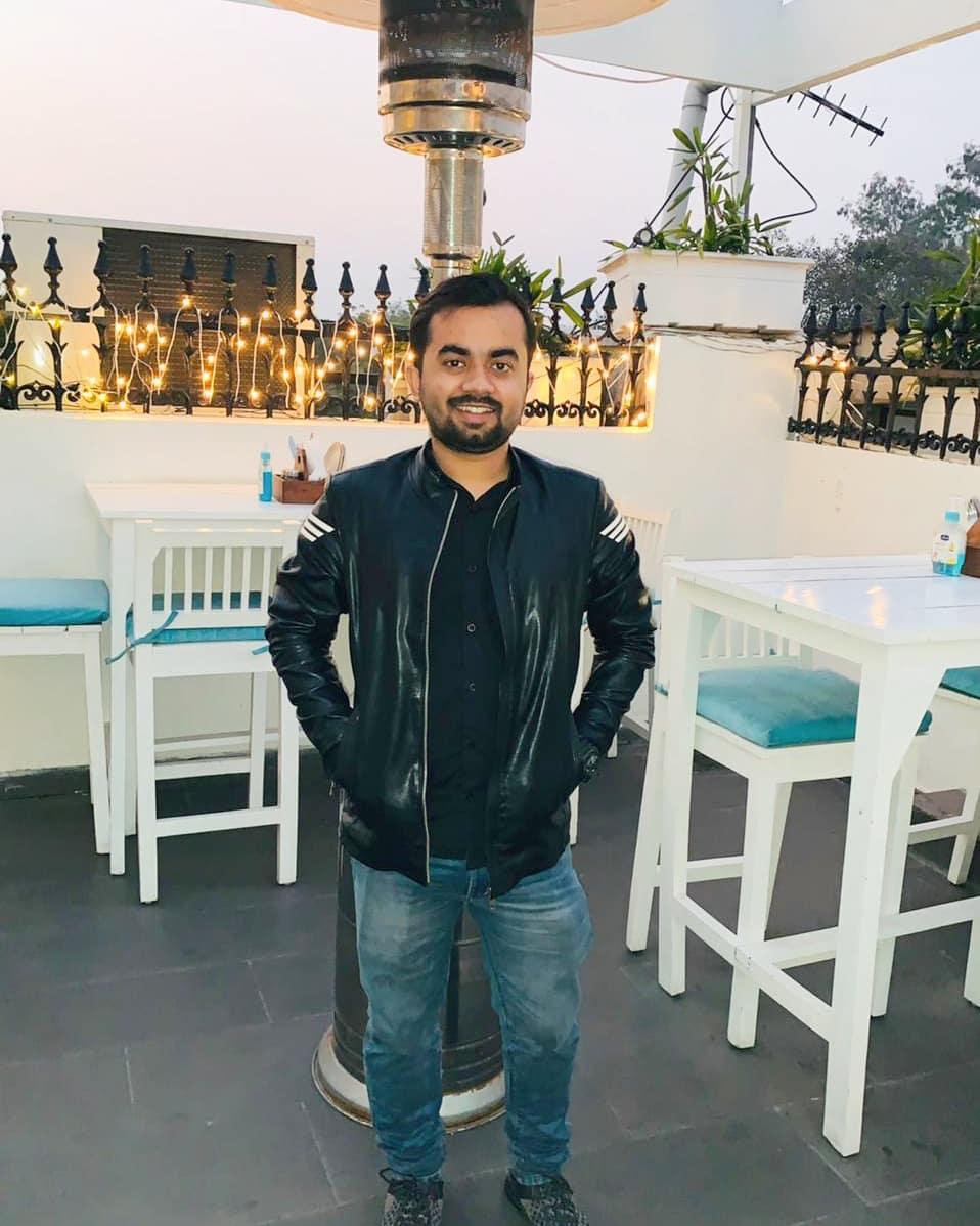Nitish Kumar Mishra Entrepreneur